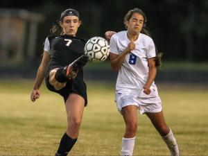 Girls Soccer: Middle Creek vs. Athens Drive (May 24, 2016)