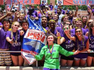 Girls Soccer: Carrboro vs. Forbush (May 28, 2016)