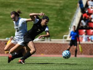 4A Girls Soccer State Championships:  Providence HS vs Middle Cr