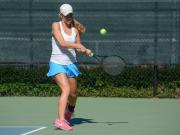 Girls Tennis: 4-A Individual State Championships (Oct. 25, 2014)