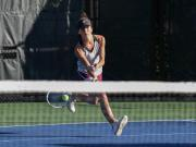 Girls Tennis: 1-A Tennis Singles Championships (Oct. 31, 2015)