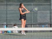 Girls Tennis: 4-A tennis singles & doubles championships (Oct. 31, 2015)