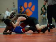 2015 WRAL Wrestling Tournament: Day One