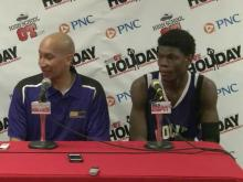 Postgame interviews: Holly Springs