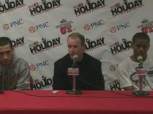 Postgame interviews: Apex (Dec. 28)