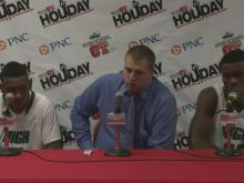 Postgame interviews: High Point Christian