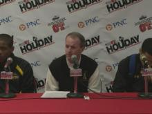 Postgame interviews: Apex (Dec. 29)