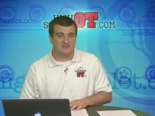 24 hours of High School football kickoff show