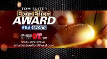 Tom Suiter's Exta Effort Award