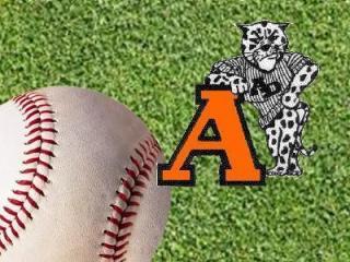 Athens Drive Baseball Logo - Generic Graphic
