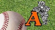IMAGE: Athens Drive holds on against Garner in baseball home opener
