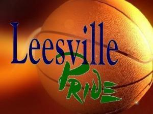 Leesville Road Basketball Logo - Generic Graphic