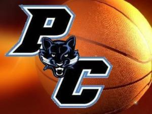 Panther Creek Basketball Logo - Generic Graphic
