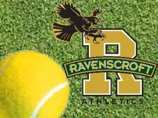 Ravenscroft Tennis Logo - Generic Graphic