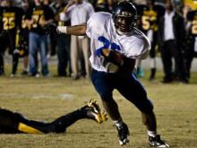 Check out the images from Hillside's 34-31 win over Chapel Hill.