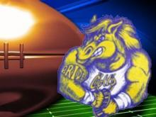 Cape Fear Football Logo
