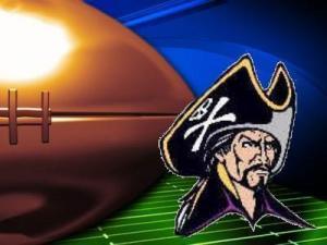 Jack Britt Football Logo