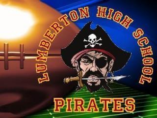 Lumberton Football Logo