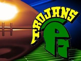 Pine Forest Football Logo