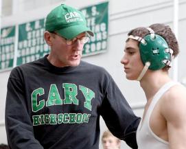 Cary vs. Butler NCHSAA Team / Feb. 7,2009