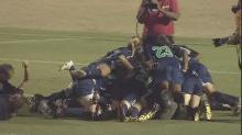 Highlights: Leesville Road wins 4-A soccer title