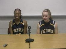 Postgame: Northern Durham girls (12/26)