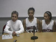 Postgame: South Central girls (12/26)
