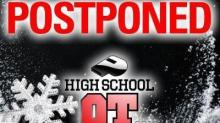 Postponed Games due to Snow