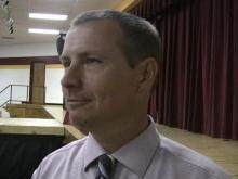 06/04/2010: Interview: Will Gage, Harnett Central athletic director