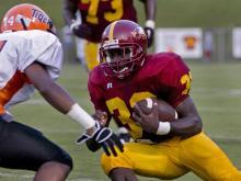 Douglas Byrd vs. South View (Aug. 20, 2010)