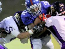 Broughton vs. Wake Forest-Rolesville (Oct. 8, 2010)