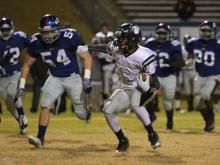 Millbrook wide receiver Corey Cooper has committed to play college football at Louisville.