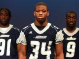 2010 All-OT Team: Jamal Marcus, Hillside (1st Team Defensive Lineman)