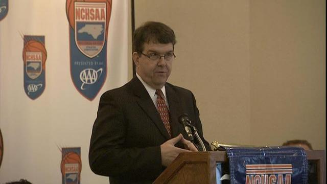 Rick Strunk, Associate Commissioner of the NCHSAA