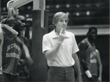Former NC State assistant men's basketball coach Ed McLean (Photo Courtesy: NC State Athletics)