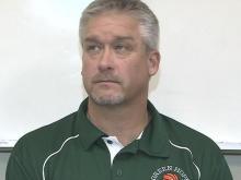 Green Hope coach