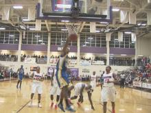 Highlights: Garner 75, St. Raymond 63