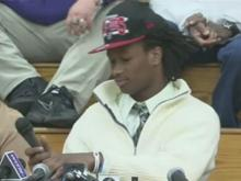 Tarboro running back makes college commitment