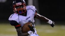 IMAGES: Jordan's Winston commits to Chowan
