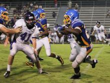 Broughton vs. Garner (Aug. 30, 2012)