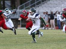 Southeast Raleigh vs. Harnett Central (Sept. 14, 2012)