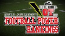 James Alverson's Football Power Rankings
