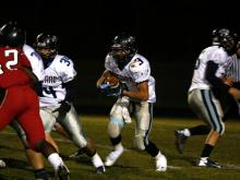 Hoggard edged Southern Durham on Friday night to advance to the second round of the state playoffs.