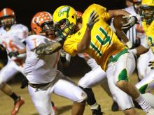 Orange pulled off an upset win over Eastern Alamance to advance to the Eastern Regional Final.