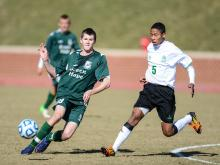 Green Hope won their second straight 4-A boys soccer state championship, 2-0.