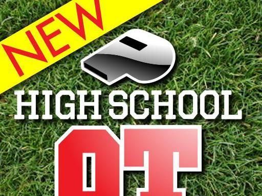 New HighSchoolOT app