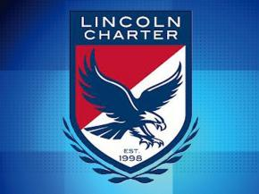 Lincoln Charter High School logo