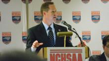 IMAGES: NCHSAA hosts state championship press conference (Mar. 10, 2014)