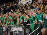 Leesville Loonies claim 2nd straight Student Section Showdown