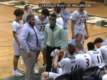 HSOT Live: Leesville Road vs. Millbrook, Boys Basketball